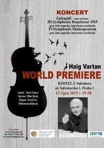 plakat Haig Vartan